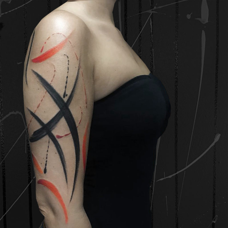Abstract Tattoo